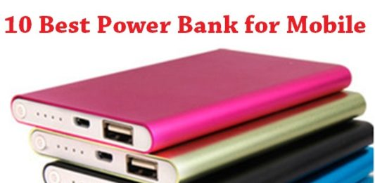 Top 10 Best Power Bank for Mobile in India June 2017, Best Power Bank for Mobile in India June 2017, Power Bank for Mobile, techbuzzes, techbuzzes.com