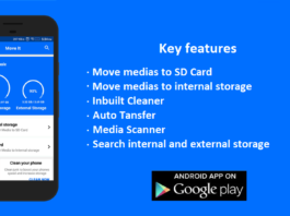 Media to SD Card, Media to SD Cards, techbuzzes, techbuzzes.com,Move Media to SD Card