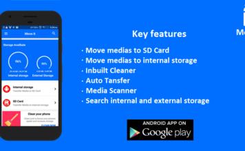 Media to SD Card, Media to SD Cards, techbuzzes, techbuzzes.com,Move Media to SD Card