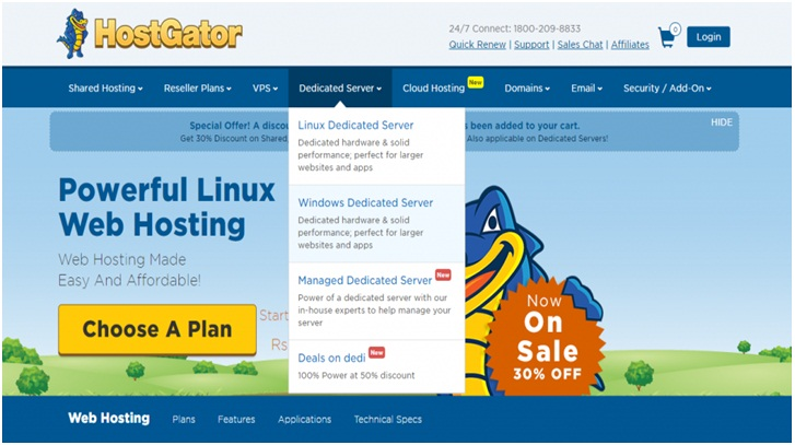 HostGator, TechBuzzes, techbuzzes.com