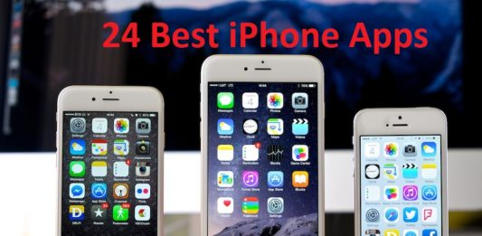 24 Best iPhone Apps, techbuzzes, The 24 Best iPhone Apps To Download Now