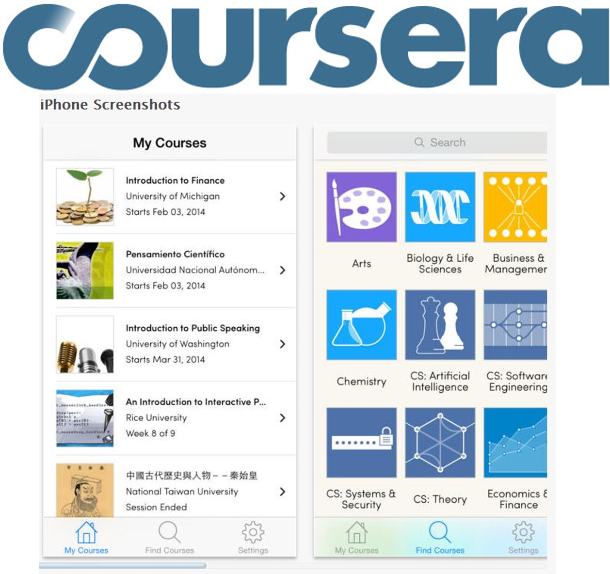 coursera, techbuzzes.com, techbuzzes, Educational Apps