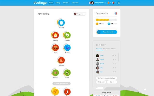 duolingo, techbuzzes.com, techbuzzes, Educational Apps