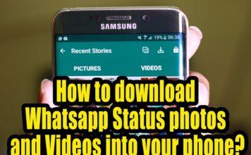 Download Whatsapp Status Videos, techbuzes, techbuzzes.com