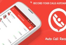 Record Calls Automatically, record calls, call recorder, techbuzzes, record calls automatically