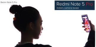 Redmi Note 5 Pro, techbuzzes