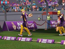 KKR Cricket 2018 Cricket Game, techbuzzes, Cricket Game, KKR Cricket 2018,